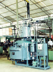 Epoxy Mixing and Casting Plant