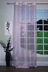 Lushomes Sheer Curtain Long Door