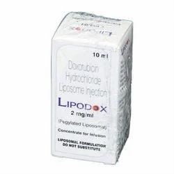 Lipodox Inj Liposomal Doxorubicin