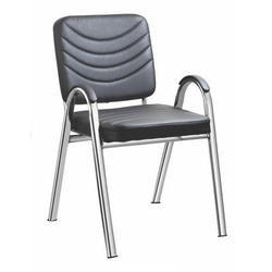SPS-269 Black Visitor Chair