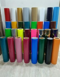 Self Adhesive Heat Transfer Vinyl Rolls