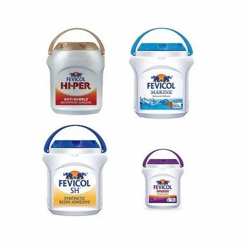 Pidilite Euro Liquid Synthetic Fevicol Adhesive Packaging Type Bucket Rs 200 Kilogram Id 20171872533