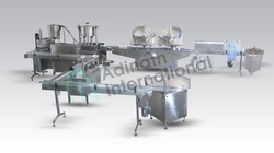 Capsule Bottle Packaging Line