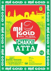MH Gold Wheat Flour 10KG, 30 Days, Packaging Type: Laminated