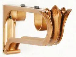 19-25 mm Gold Matt Classical Double Bracket
