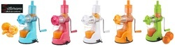 Multi Color Plastic Juicer