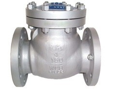 Cast Stainless Steel Swing Check Valves