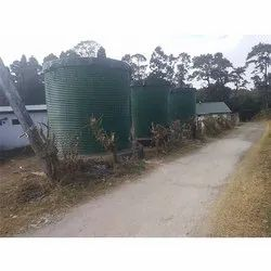 Community Water Storage Tanks