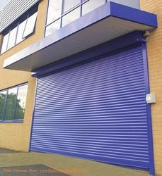 Electric Motorized Rolling Shutter