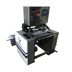 Food Paper Rewinding Machine