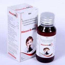 Phenylephrine Hydrochloride, Chlorpheniramine Maleate & Paracetamol Suspension