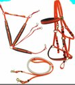 PVC Bio Than Bridle Martingale and Breast Plate Set