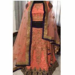Designer Bridal Lehenga Set