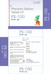 Phenytoin Sodium PS- 100 Tablets