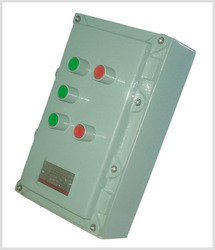 Single Phase Rectangular Junction Box With Indication
