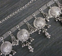 Festival Pendent Chain Belt Womens Wedding Ethnic Jewellry