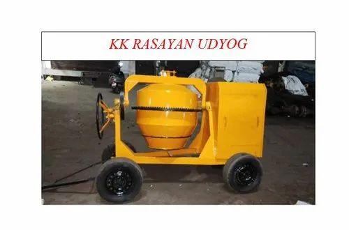 KK Rasayan Concrete Mixers