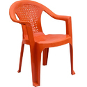 Plastic Chair With Hand Rest
