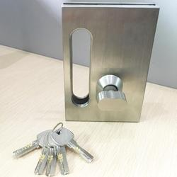 Sliding Glass Door Lock SS 304