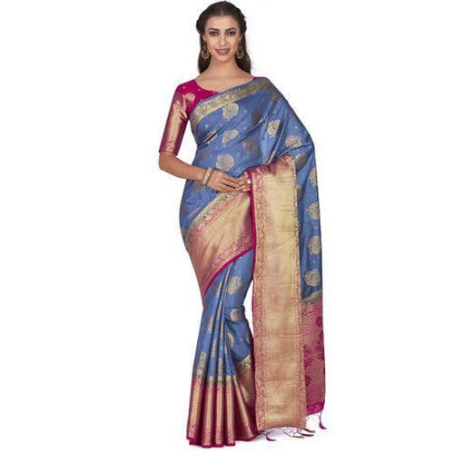 ed8034e3d0e4c4 Art Silk Saree - Mimosa By Kupinda Art Silk Saree Kanjivaram Style  Manufacturer from Bengaluru