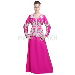 Bridal Wear Wedding Gown Caftan