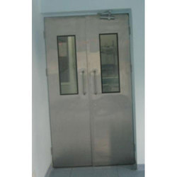 Sealed Hinged Doors