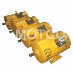 Single Phase 750-3000 Rpm DVDF AC Alternators, 1-7.5 Kva, Voltage: 230-690v