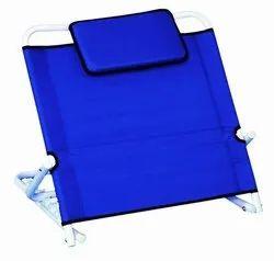 Blue Mild Steel Adjustable Bed Back Rest