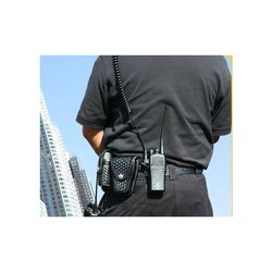 Male Security Supervisor Services