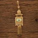 Antique Classic Jhuda With Gold Plating 24305, Size: Length = 10 Inch