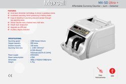 Maxsell Currency Counting Machine Ultra