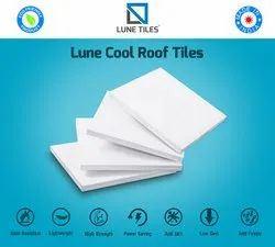 White Solar Reflectance Index Weather Proof Tile, Size: 10 Inch x 10 Inch, Thickness: +/- 15 mm