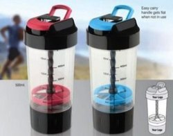 Gym Plastic Shaker Bottle (B-WB-003)