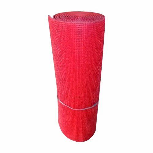 Rubber Red Door Mat