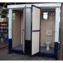 Portable Public Toilet