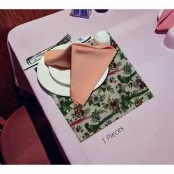 Printed Table Placemat