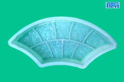 Arch Silicone Paver Mould