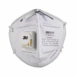 3M 9004V FFP1 White Particulate Valved Disposable Respirator