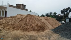 Brown Sand Koilbar Baalu, For Construction, Packaging Type: Loose