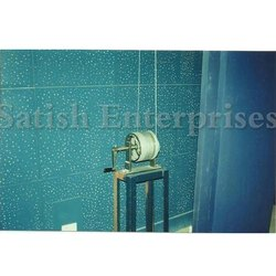 Manual Operated Curtain Machine
