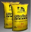 Ppc (pozzolana Portland Cement) Ultratech Cement, Cement Grade: Grade 53, Packaging Size: 50 Kg