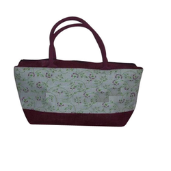 Jute Ladies Hand Bag