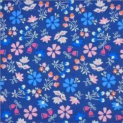 Fairtrade Organic Cotton Printed Fabric
