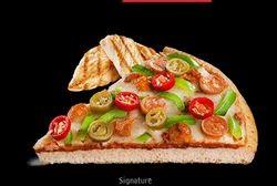 Double Trouble Pizza