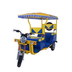 Mini Metro 2S Battery Operated E Rickshaw