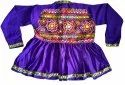 Embroidered Kids Kediya - Garba Dress - Traditional Wear Gujarati Kediya