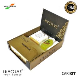 Involve Car Perfume Kit - Corporate Gift Pack - Car Accessory
