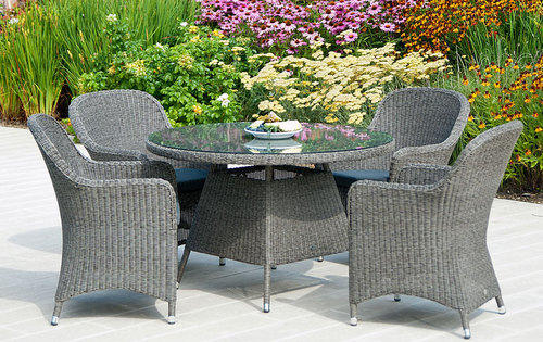 Grey Outdoor Garden Furniture Rs 25000 Set Outdoor Hub Id