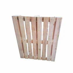 Collar Pallet Rectangular Wooden Pallet
