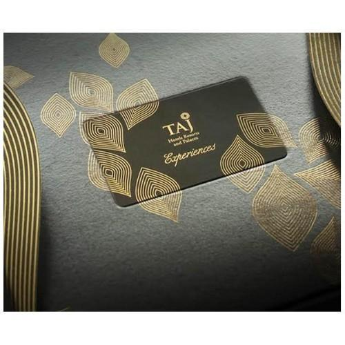 Taj Hotels - Gift Card - Voucher